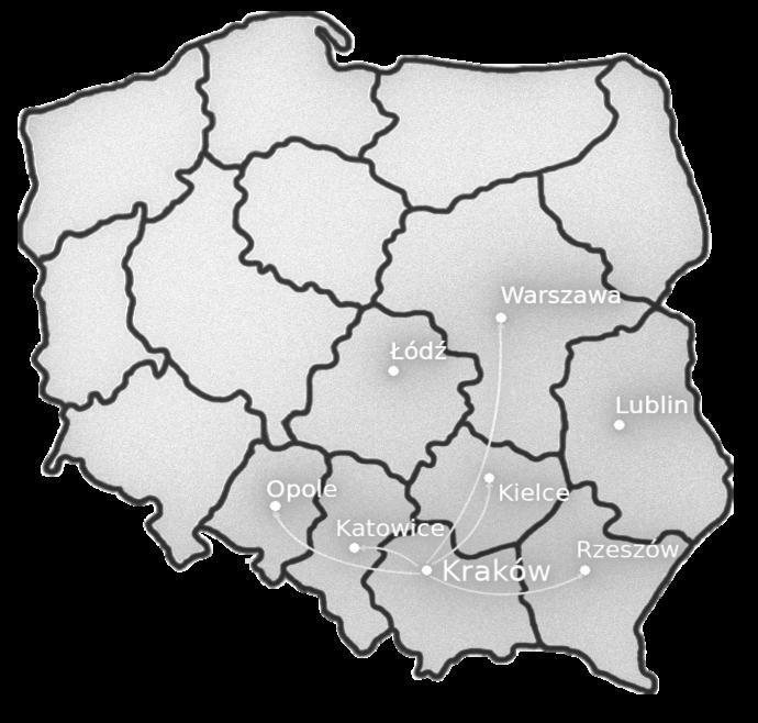 Analiza Wifi Cała Polska